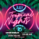 Tropical Neon Flyer - GraphicRiver Item for Sale