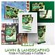Lawn Maintenance Services Print Template Bundle - GraphicRiver Item for Sale