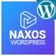 Naxos - App Landing Page WordPress Theme - ThemeForest Item for Sale