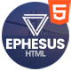 Ephesus - Creative Coming Soon Template - ThemeForest Item for Sale