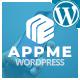 AppMe - App Landing Page WordPress Theme - ThemeForest Item for Sale