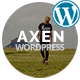 Axen - Personal Portfolio WordPress Theme - ThemeForest Item for Sale