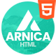 Arnica - Creative Coming Soon Template - ThemeForest Item for Sale