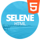 Selene - Responsive Coming Soon Template - ThemeForest Item for Sale