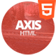 Axis - Responsive Coming Soon Template - ThemeForest Item for Sale