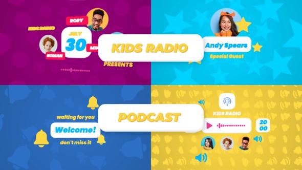 Kids Radio Podcast Intro
