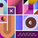 Abstract Geometric Seamless Background - GraphicRiver Item for Sale
