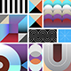 Geometric Vector Seamless Background - GraphicRiver Item for Sale