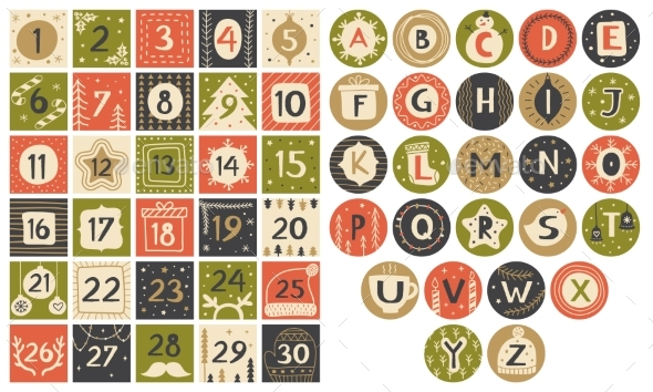 Party Alphabet