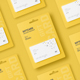 Gift Card Mockup With Card Holder - GraphicRiver Item for Sale
