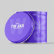 Small Tin Jar Packaging Mockup - GraphicRiver Item for Sale