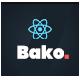 Bako - Personal Portfolio & Resume React Template - ThemeForest Item for Sale