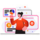 Business Concept Illustrations - GraphicRiver Item for Sale