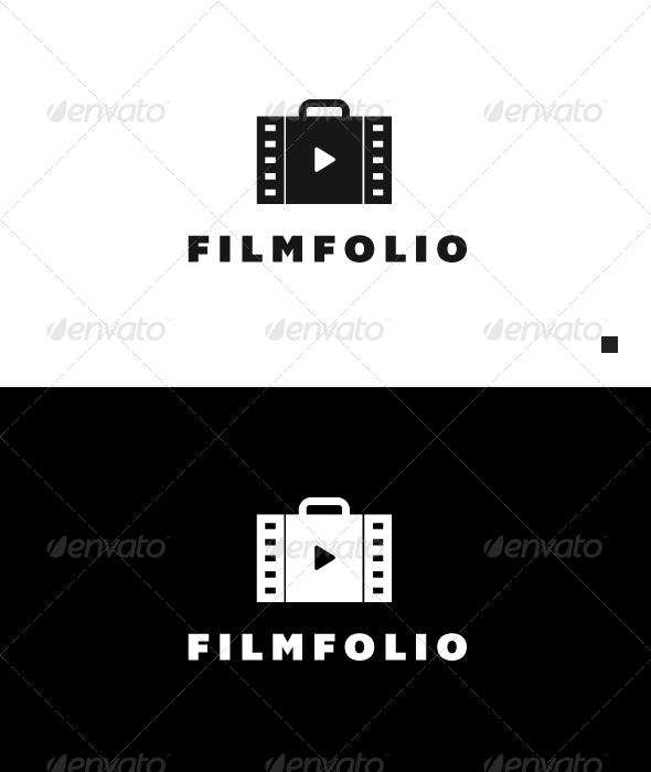 Film Folio - Logo Template