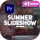 Summer Opener for Premiere Pro