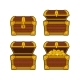 Treasure Box Set - GraphicRiver Item for Sale