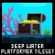 Deep Water - Platformer Tileset - GraphicRiver Item for Sale