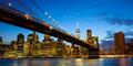 New york city skyline by night - PhotoDune Item for Sale