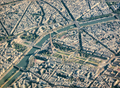 Paris aerial view with Eiffel Tower - PhotoDune Item for Sale