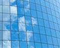 Modern glass skycrapers background - PhotoDune Item for Sale