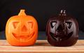 Two Pumpkin chocolate halloween - PhotoDune Item for Sale