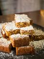 Homemade Delicious Blonde Brownies - PhotoDune Item for Sale