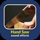Hand Saw Sounds