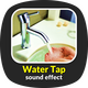 Water Tap Sound