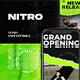 Nitro Fashion Instagram Template - GraphicRiver Item for Sale