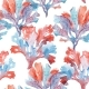 Seamless Underwater Pattern - GraphicRiver Item for Sale