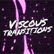 Viscous Transitions // Mogrt - VideoHive Item for Sale