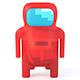 Pixel Astronaut Character - 3DOcean Item for Sale