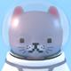 Space Cat - 3DOcean Item for Sale