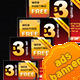 Web 2.0 Promotional Banner & Ads  - GraphicRiver Item for Sale