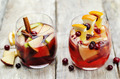 List of sangria with red and pink wine - PhotoDune Item for Sale