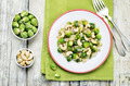 Brussels sprouts cashew brown rice - PhotoDune Item for Sale