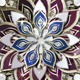 Golden Geometric Mandala - VideoHive Item for Sale