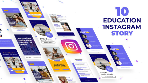 Education Instagram Stories