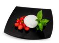 Mozzarella di Bufala, fresh cheese, italian dairy product. - PhotoDune Item for Sale