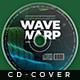 Wave Warp - CD Artwork - GraphicRiver Item for Sale