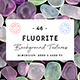 46 Fluorite Background Textures - 3DOcean Item for Sale