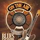 Retro Blues Music Flyer - GraphicRiver Item for Sale