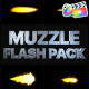 Muzzle Flash Pack 02 | FCPX - VideoHive Item for Sale