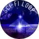 Sci-Fi Space Planet Atmosphere Loop