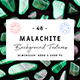 48 Malachite Background Textures - 3DOcean Item for Sale