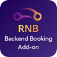 RnB Backend Booking (Add-ons) - CodeCanyon Item for Sale