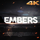 Embers - Cinematic Trailer for Premiere Pro - VideoHive Item for Sale