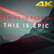 Epic Cinematic Slideshow for Premiere Pro - VideoHive Item for Sale