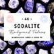 48 Sodalite Background Textures - 3DOcean Item for Sale