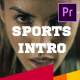 Sports Intro - VideoHive Item for Sale